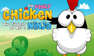 Ninja chicken II
