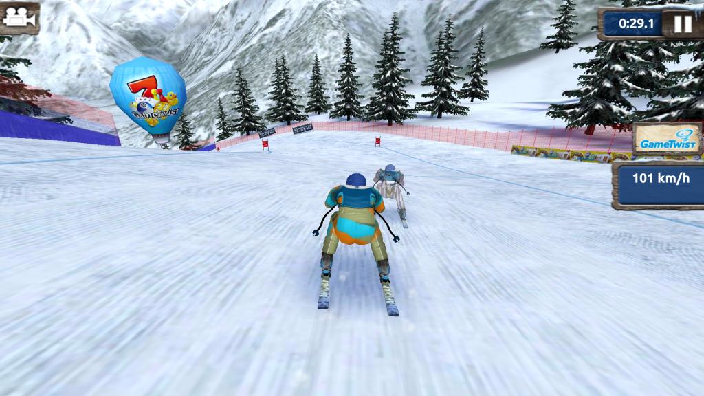 Ski IV