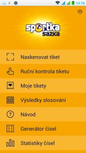 Sazka I