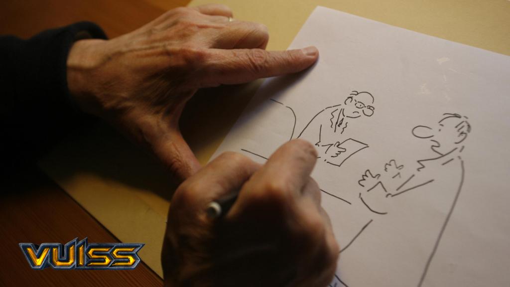 Kresba Vladimíra Jiránka